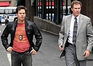The Other Guys — Mark Wahlberg and Will Ferrell