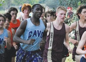 The Cavaliers will have to break out of the pack without their top male runner, Glenn Cosey.