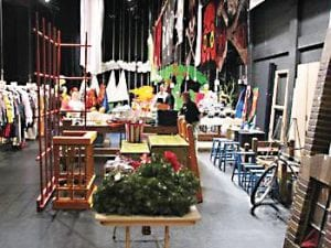 A look at the 2008 Backstage Sale.