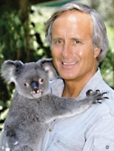 "Jack Hanna will be at The Whiting Oct. 10 with his show, ""Jack Hanna's Into the Wild Live."""