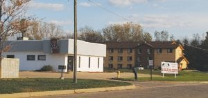 ON THE WAY — The Super 8 Motel and other businesses along Claude Avenue will soon see the installation of three street lights to make the street safer after the Flint Township Board of Trustees approved a Special Assessment Street Lighting District on Claude Avenue at its Oct. 18 meeting.