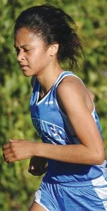 Lauren Foote is seeking her fourth straight trip to the state meet.