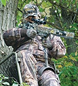 Treestand accidents have become a national campaign.