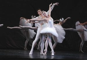 Swan Lake will be performed Jan. 15 at The Whiting.