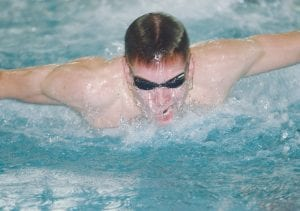 Carman-Ainsworth senior Erick Skaff will hit the pool today for a 10-mile, six-hour swimming marathon to raise awareness of the shortage of clean water around the world. Skaff is trying to raise funds to benefit people who 'don't have access to the clean water I have daily.' His efforts so far have raised more than $10,000 through his Web site, www.firstgiving.org/swimming4water. Skaff, the top swimmer on the Cavaliers' team, will do 704 laps in the Carman-Ainsworth High School pool from 1 p.m. to about 7 p.m.