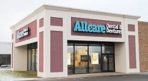 — Allcare Dental & Dentures, 4307 Miller Rd., has shut down its office in Flint Twp. after the nationwide chain shut down retail offices across the country Jan. 3. For more information, see the story on page 3.