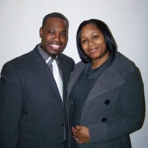 Marcus and Rebecca Sharp.