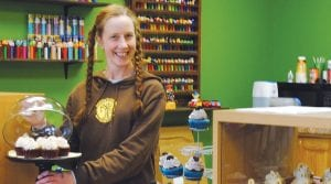 Flint native Amy Warner recently opened Sweet Harvest Bakery at G-3316 Miller Rd. where she serves up a variety of cupcakes, cookies and more.
