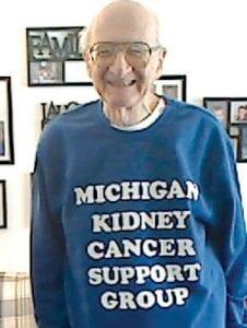Retired Prof. Frank Friedman