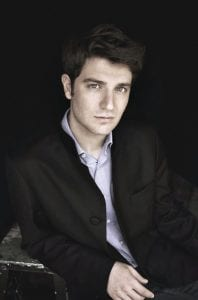 World renowned pianist Alessio Bax.