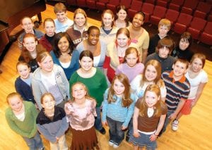 The Flint Festival Youth Chorus
