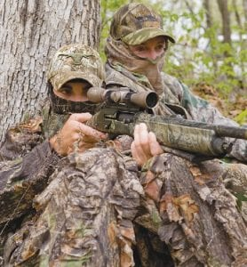 Turkey hunting requires specific safety guidelines, patience and scouting.