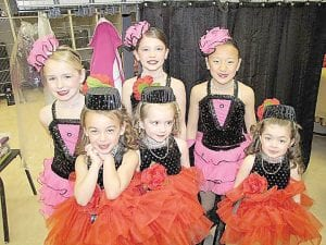 The Broadway Babies first overall out of eight other dance and Chatanooga Shoe shine boy Platinum award and second overal out of 12 group.