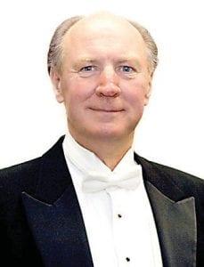 Conductor Bradley Bloom.