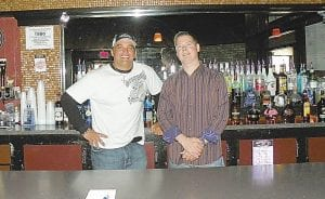 Owners David Carter and Mike Schuchaskie