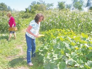 Members of the Resurrection Reformed Church have been working on a community garden, which has produced large quantities of food for the church's members and the surrounding community. See the full story on page 8.