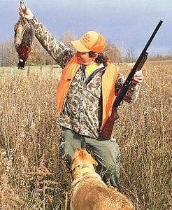 Open farmland has pristine hunting.