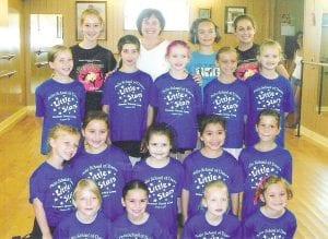 Students from Pelio School of Dance, 6255 Torrey Rd.
