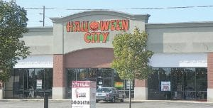 Halloween City, formerly Halloween USA, is located this year at 3426 Miller Rd., formerly Lapeer Furniture & Mattress.