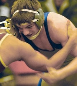 Cameron Martin was one of three Cavaliers who went 2-0 at Kearsley and 5-0 at Owosso.