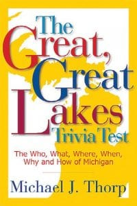 """""""The Great, Great Lakes Trivia Test"""" and """"The Legend of the Abominable Huckleberry"""""""