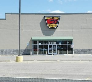 Great Lakes Power Sports, 3450 Miller Rd., in Flint Township, has closed its doors. The building has been purchased by Vehicle City Motorsports to use as a warehouse facility.