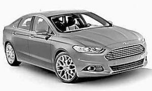 "Ford says that some of its cars, including the Fusion, may use ""retired paper money,"" which is otherwise land-filled, in certain areas like trays and bins."