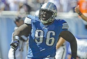 Detroit's Andre Fluellen will be at Grand Blanc June 18-21 to headline the football camp.