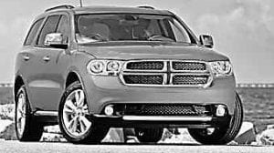 """Edmunds.com and Parents magazine have selected the 2012 Dodge Durango among the """"Best Family Cars of 2012."""""""
