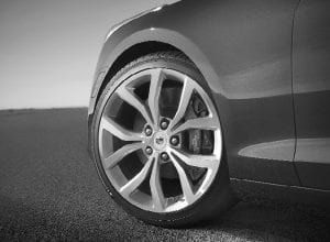 Cadillac's 2013 ATS model will feature Brembo brakes and Magnetic Ride Control suspension.