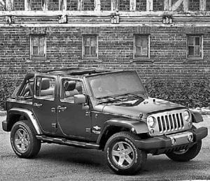 Jeep will donate $250 from the sale of each Freedom Edition Wrangler to charity.