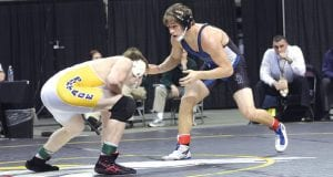Jake Weissend was an undefeated state champion last season.