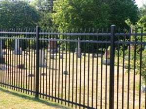 Seven burial plots were recently donated to Flint Towship by the Bristol Road Cementery.