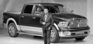Fred Diaz, President and CEO of the Ram Truck Brand and Chrysler de Mexico.