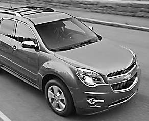 2013 Chevy Equinox LTZ