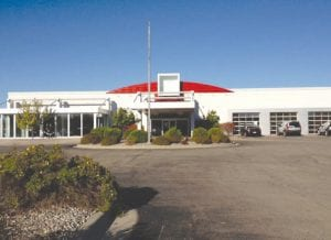 Kingdom of Heaven Ministries has purchased this former Saturn dealership on Dutcher Road.