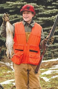 Rabbit hunting continues statewide through March 31.