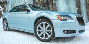 The 2013 Chrysler 300 Glacier Edition