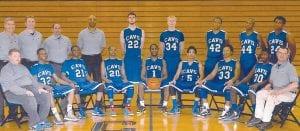 Carman-Ainsworth boys basketball won the Saginaw Valley title.