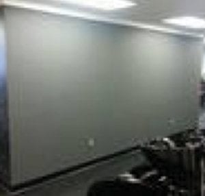 Local artists are invited to submit entries to transform this blank wall at Cyril Salon and Spa on Miller Road.
