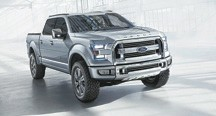 Sixty-five years later, the Ford Atlas concept