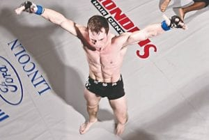 Almont native Sean Cooper will appear at the Polar Palace in one of the marquee fights.