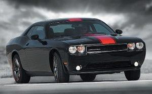 2013 Challenger Rallye Redline