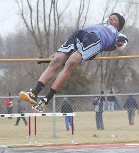 Carman-Ainsworth's boys' track was Saginaw Valley League-South champs and also had state qualifiers with Jaquin Jones in the high jump, Demarion Allen in the 100m dash, Bryant Hudson in the 110m hurdles and 300m hurdles, Antwon Curtis in the 400m dash and the 400m and 1600m relay teams.