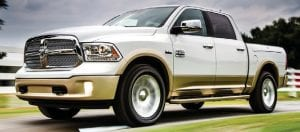 The 2013 Ram 1500 is Consumer Reports top- rated full size pick up.