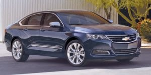 2013 Chevy Impala
