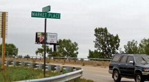 Businesses on Marketplace Drive off Bristol Road near Bishop Airport are among those that may benefit from marketing zone efforts by the Next Michigan Development Corporation.