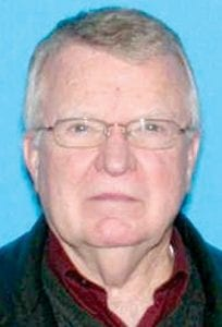 Darwin Smith, 76, has been missing since Sept. 3.