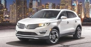 The 2013 Lincoln MKC