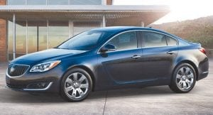 The 2014 Buick Regal